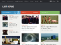 15 Popular Sites Like Listverse Updated Nov 22nd 2020 Moreofit Com